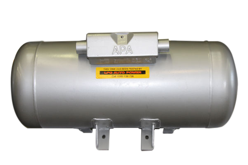 LP Gas Tank Cylinder Testing